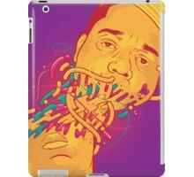 Happily melting Notorious B.I.G. iPad Case/Skin