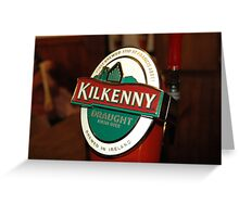 Kilkenny Classic Greeting Card