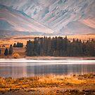 Mountain Lake by Jill Fisher