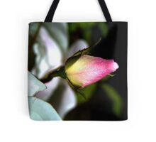 A Rosebud not of Red Tote Bag