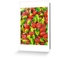 Sweets two Greeting Card
