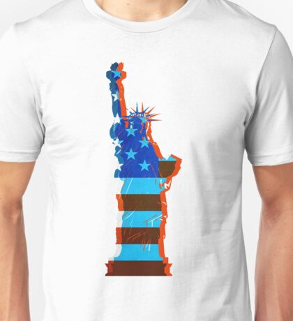 Statue of liberty / USA Unisex T-Shirt