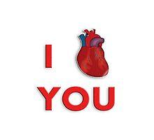 I love you by OkoLaa