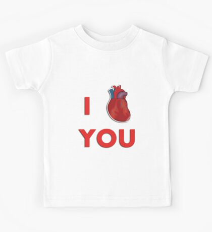 I love you Kids Tee