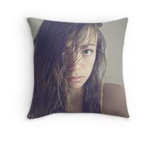 vulnerable  Throw Pillow
