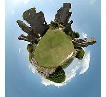 Corfe Castle Photographic Print