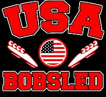 USA BOBSLED by cutetees