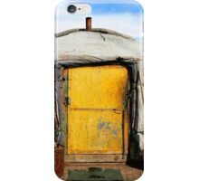 The Door iPhone Case/Skin