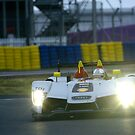 Le Mans 2009 by night: Audi by Yves Roumazeilles