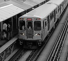 "Chicago ""L"" by Ghelly"