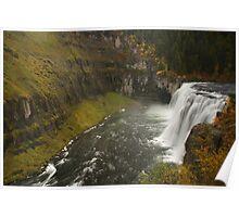 Mesa Falls Poster