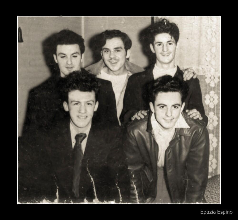 We Were Men - 1946 by Epazia Espino