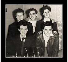 We Were Men - 1946 Photographic Print