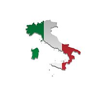 Map of Italy 5 by gruml