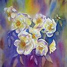 Bush Roses by bevmorgan