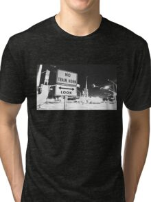 Station to Station Tri-blend T-Shirt