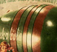 Nuka Cola Post Apocalyptic Soda Sticker