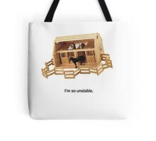 Unstable Tote Bag