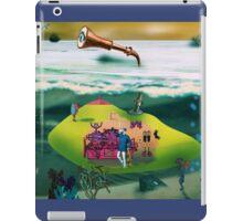 A Yellow Submarine iPad Case/Skin