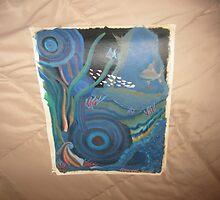 ocean floor by artist842