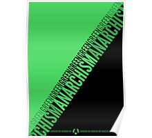 Green Anarchism Poster