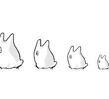Little Totoro  by TheGamersArmory