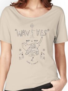Wavves Women's Relaxed Fit T-Shirt