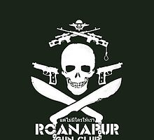 Black Lagoon ROANAPUR GUN CLUB by Roman Prikhodko