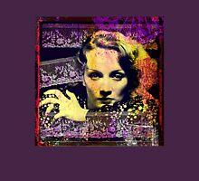 Misterious Marlene... Divine Dietrich Unisex T-Shirt