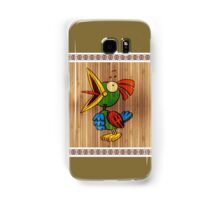 COLOR OWL IPHONE CASES Samsung Galaxy Case/Skin