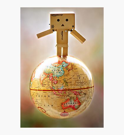 .world domination. Photographic Print
