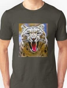 Snow Leopardess T-Shirt