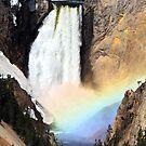 'Rainbow' Falls by Gina Ruttle  (Whalegeek)