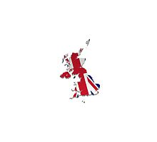 Map of the UK and Crown Dependencies 4 by gruml