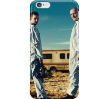 WALTER WHITE AND JESSE PINKMAN   BREAKING BAD iPhone Case/Skin