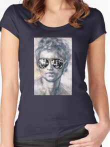 The Rollicking Night Women's Fitted Scoop T-Shirt