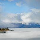 Kluane Lake  by Dyle Warren