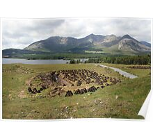Lough Inagh Poster