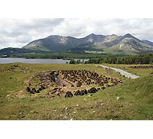 Lough Inagh Photographic Print