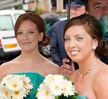 The Chief Bridesmaids: Traditional Scottish Wedding by DonDavisUK