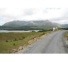 Lough Inagh Valley 2 Photographic Print