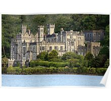 Kylemore Abbey view Poster