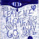 Alone by Chelsea Allen