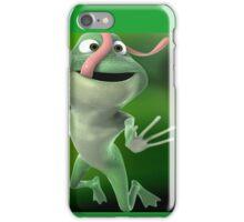 CRAZY FROG  iPhone Case/Skin