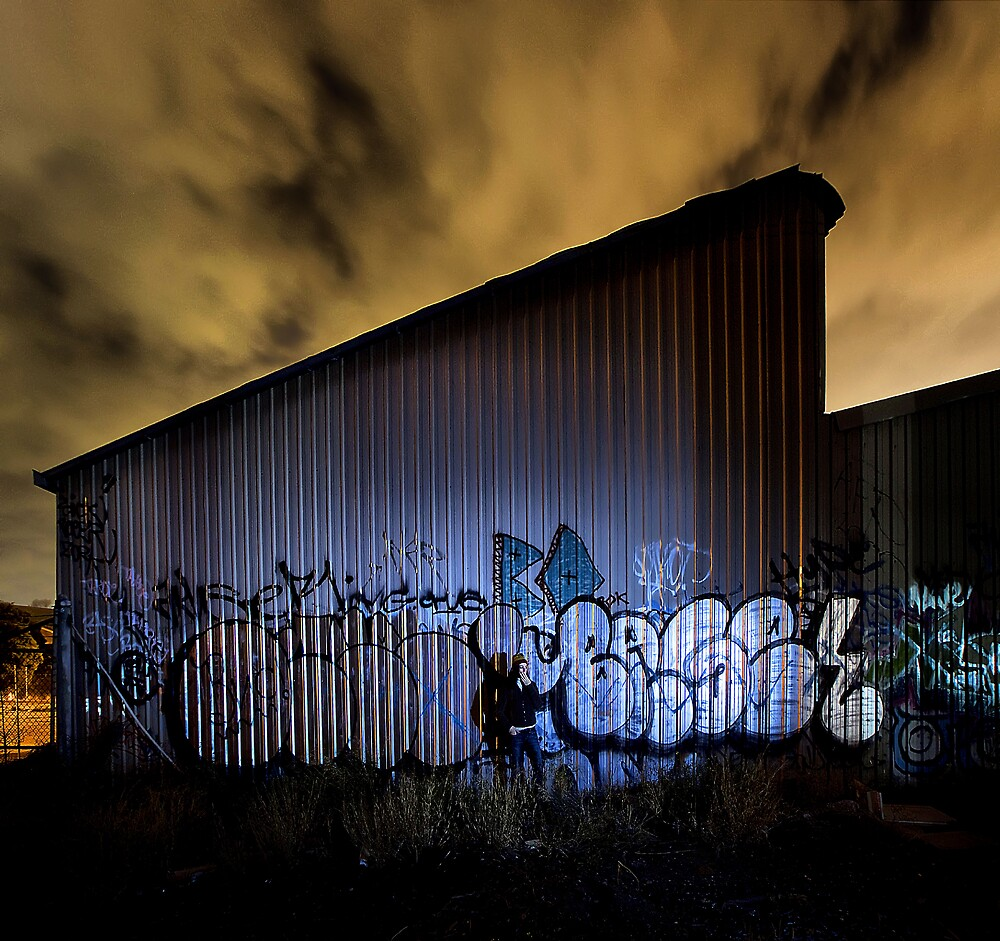 Melbourne's Ganglands - She Says Nothing by Paul Louis Villani
