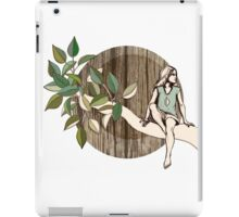 Natural Habitat iPad Case/Skin