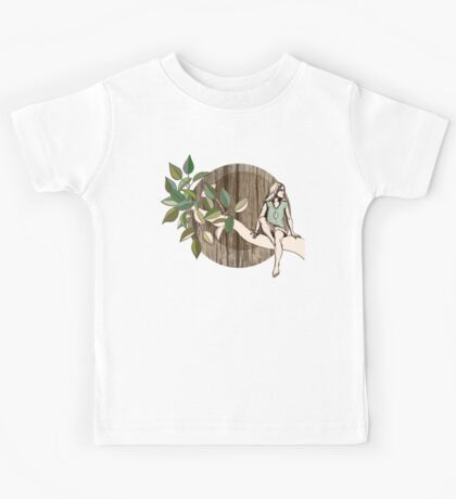Natural Habitat Kids Tee