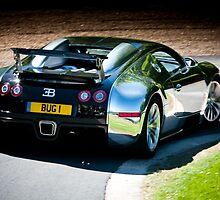 Bugatti Veyron Pur Sang by Richard Sloman