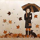 Autumn Rain by franzi