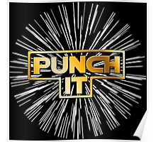 Punch It ! Poster